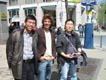 Koh Wee, me and Hyong enjoying Vienna